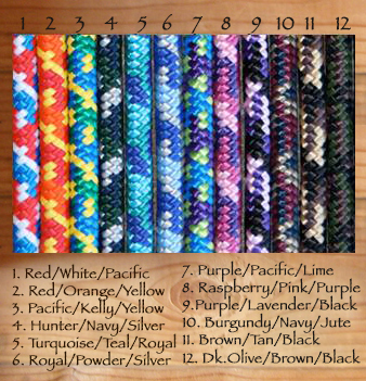 diamond braid rope