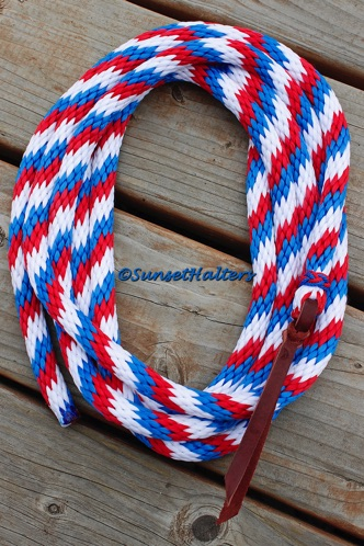 lead rope, derby rope, horse, lead, popper